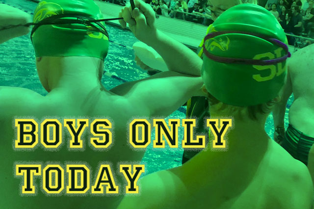 Boys Only Practice Today